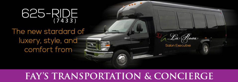 Fay's Transportation & Concierge